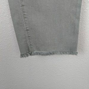LOFT Jeans - LOFT Modern Skinny Crop Frayed Hem Pants Size 0